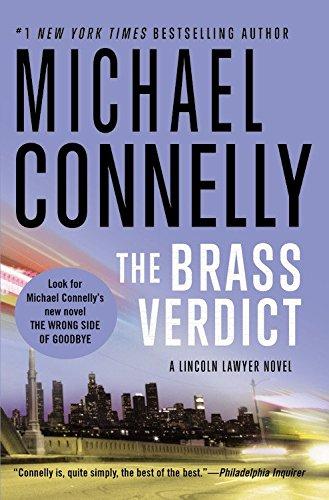 The Brass Verdict (Lincoln Lawyer Novel)