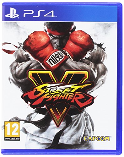 Ps4 Street Fighter V (Eu) (Street Fighter Generationen)