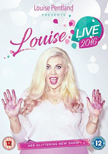Louise Pentland Presents: LouiseLIVE [DVD] [2016]