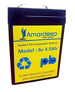 Amardeep and Co 12V 24Ah Electric Bike Battery (Green)