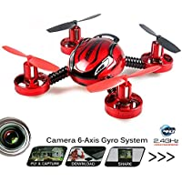 Cheerwing JXD 392 SPY Camera 2.4Ghz 4CH 6 Axis Gyro