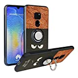 Alapmk Compatible with Huawei Y5 2018 Case, Slim Fit