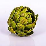 Artichaut artificiel, 11 cm, Ø 11 cm - Artichaut en plastique / Faux légumes - artplants