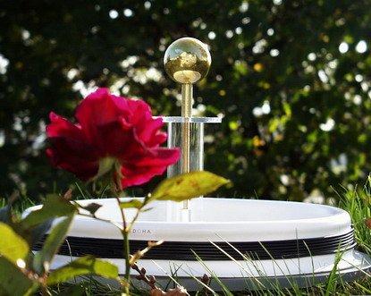 SEDOHA Haus- und Raum Harmonisierung, E-Smog-Wirkungs-Neutralisierung, Harmonie und Ruhe im ganzen Haus, Wirkbereich: ca. 300 qm Durchmesser, Test möglich (Harmonie-test)