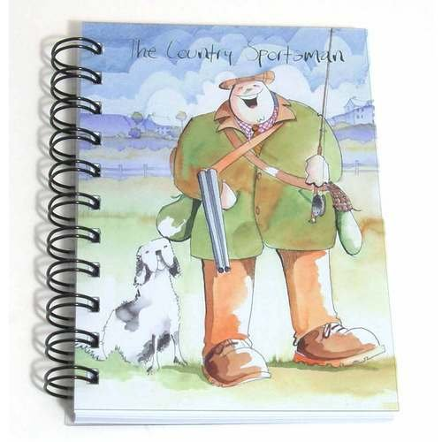 country-sportsman-a6-notebook-tim-bulmer