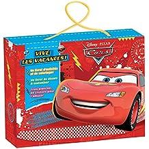 Cars Vive les vacances ! : Avec 1 livret d'activités et de coloriages, 1 livret de scènes à décorer, 3 planches de stickers pour t'amuser
