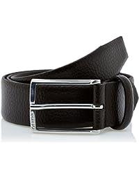 Calvin Klein Jeans Herren, Gürtel, Justin 1 pebble adjustable belt