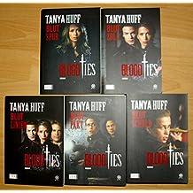 Blood Ties 1,2,3,4,5 Blutschuld, Blutpakt, Blutlinien, Blutspur, Blutzoll von Tanya Huff (Blood Ties)