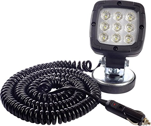 Fristom Arbeitsscheinwerfer 12 V, 24 V, 36 V, 48 V FT-036 LED MAG M30 95037 Breite Nahfeldausleuchtung (B x H x T) 100 x -