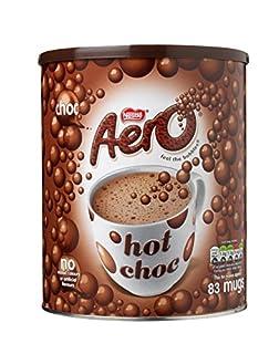 Aero Instant Hot Chocolate Tin, 2 kg (B003TJ9ZYG) | Amazon price tracker / tracking, Amazon price history charts, Amazon price watches, Amazon price drop alerts