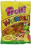 Trolli Wurrli mit Fruchtsaft, 18er Pack (18 x 200 g)