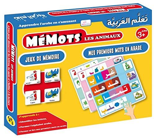 Osratouna - Mémots Les Animaux - Apprendre l'arabe en s'Amusant