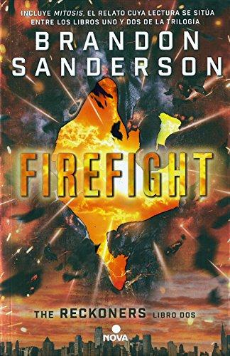 Firefight por Brandon Sanderson