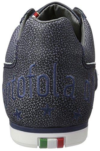 Pantofola d'Oro Herren Imola Funky Uomo Low Top Blau (Dress Blues)