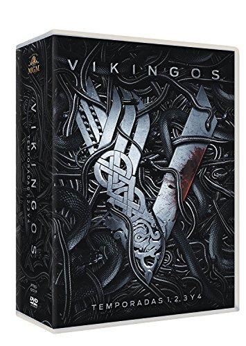 Pack Vikingos - Temporadas 1 a 4 [DVD]