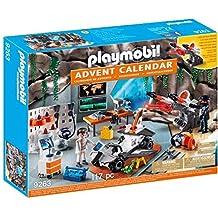 Playmobil 9263 – Adventskalender Spy Team Verkstad