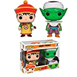 FunKo Pack 2 Figurines Pop . Dragon Ball Z Gohan and Piccolo Exclusive