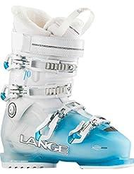 Lange SX 70 W - Botas de esquí para mujer, color azul / blanco, talla 26