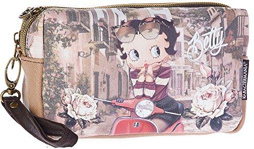 Betty Boop - Town Box Kosmetiktasche (Flapper Tasche)