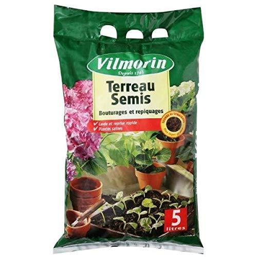 Vilmorin - Terreau semis bouturages et repiquages vilmorin sac de 5 litres
