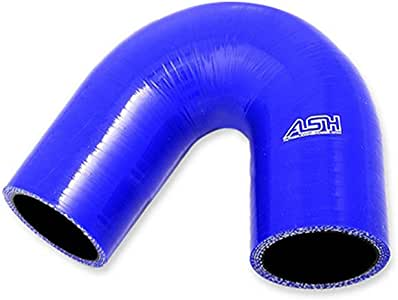 67mm ID Blue Silicone Straight Reducing Hose AutoSiliconeHoses 76mm