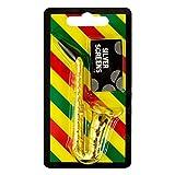 takeahit Metall Saxophon Rauchen Rohr Set mit Bildschirme Tabak Rohre