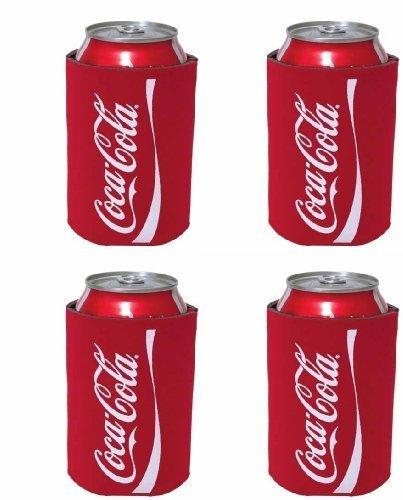 kolder-coca-cola-can-koosie-4-pack-red-by-tnt-media-licensed-sports