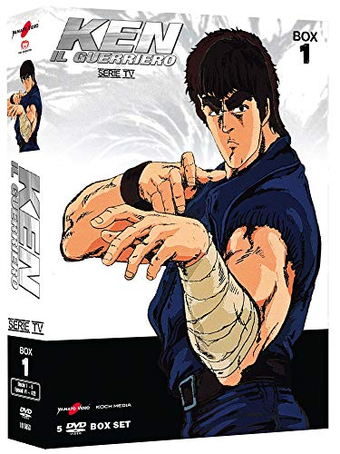 Ken Il Guerriero V.1 (Box 5 Dvd)
