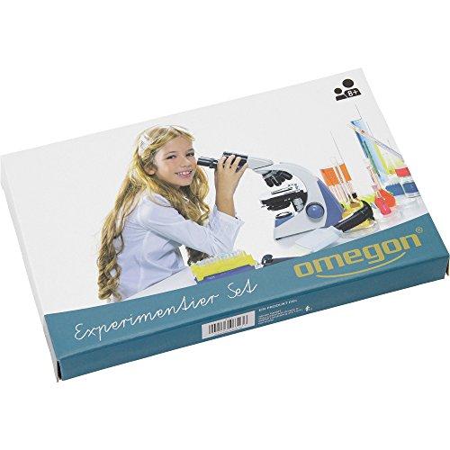 Omegon Mikroskopie Experimentierset