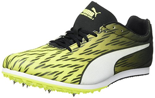 Puma Evospeed Star 5, Zapatillas de Running para Hombre, Amarillo (Safety Yellow-Puma Black-Puma White 03), 43 EU