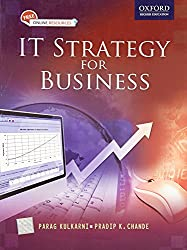 IT Strategy for Business (Oxford Higher Education)