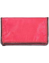 Stella McCartney Falabella Fold Over bolsos de mano mujer rosa