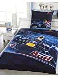 RED BULL Bettwäsche Garnitur 140 x 200 / 70 x 80 c