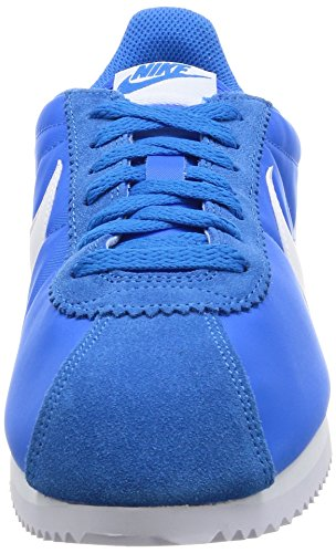 Nike Classic Cortez Nylon Photo, Scarpe da Fitness Unisex – Adulto Blue