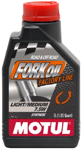 Preisvergleich Produktbild Motul 101127 Fork Oil Factory Line, Light/Medium, 1 L