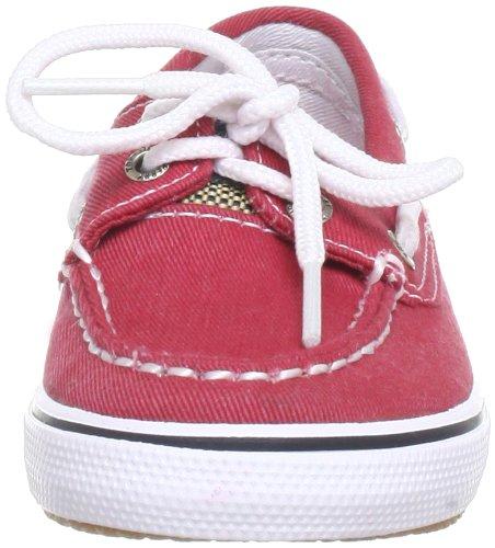 Keds Kids Unisex-Kinder Halyard Schnürhalbschuhe Rot (Red)