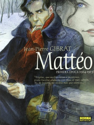 Matteo Cover Image