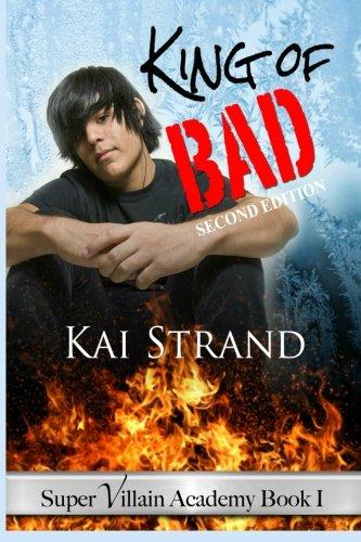 Super Villain Academy Book 1: King of Bad (Strand-themen-stoff)