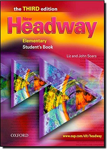 New headway elem sb 3e: Student's Book Elementary level