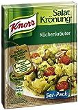 Knorr Salatkrönung Küchenkräuter Salatdressing (5 x 5er-Pack)