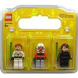 LEGO Star Wars Figurenset in Geschenkverpackung: Ahsoka, Anakin Skywalker und Obi-Wan Kenobi (Clone Wars)
