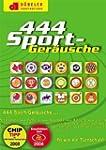 444 Sport Geräusche, CD-ROM Fit wie e...