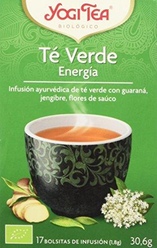 Yogi Tea Tè Verde Energia - 30.6 (Energia Tisane)