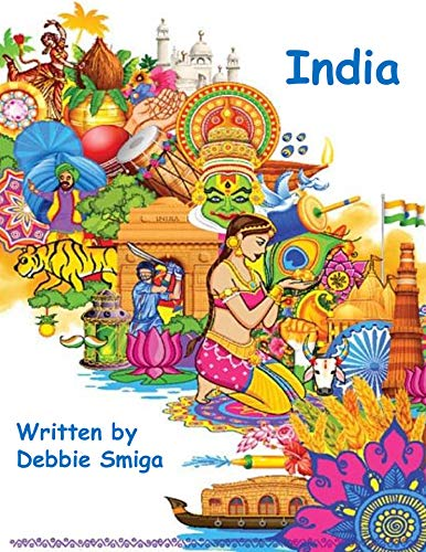 India (Geography and Culture Book 11) (English Edition)