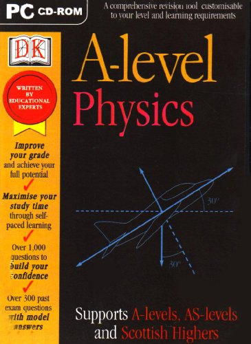 DK A Level Physics (PC CD) Test