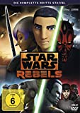 Star Wars Rebels - Die komplette dritte Staffel [4 DVDs]