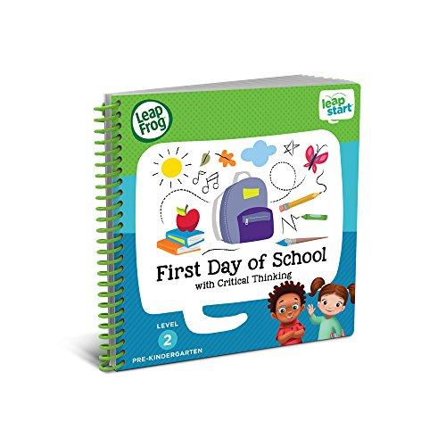 LeapFrog leapstart Vorschule Aktivität Buch: First Day of School und kritisches Denken