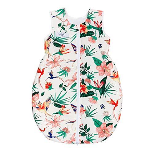 Ganzjahres-Schlafsack mit Blumenprint - 19,90 €