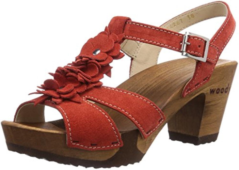 Woody Sarah - Zapatillas De Estar Por Casa para mujer