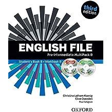 English File Third Edition: Pre-Intermediate Multipack B SB+WB Lessons 7-12